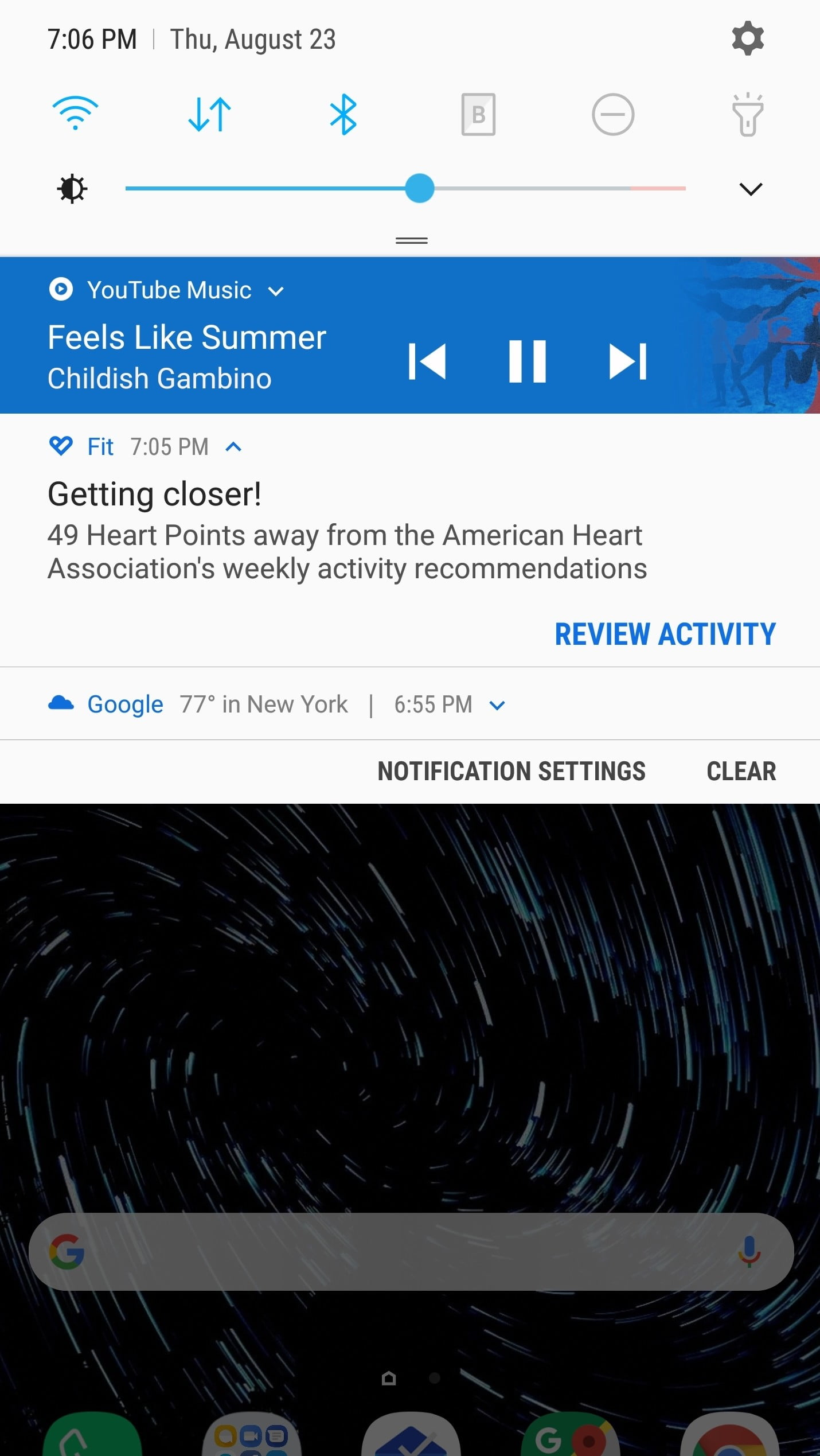 Here's How To Get The Most Out Of The Redesigned Google Fit
