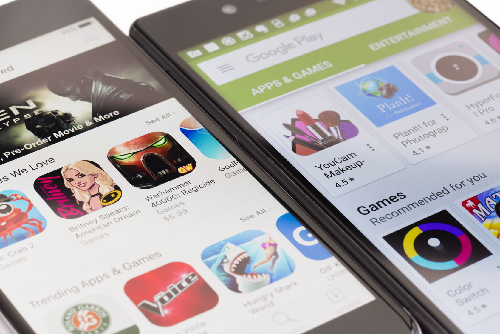 Machine Learning is Making Google Play a Whole Lot Safer