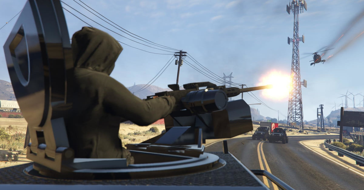 GTA makes a run for gaming's triple crown — and it will likely achieve it