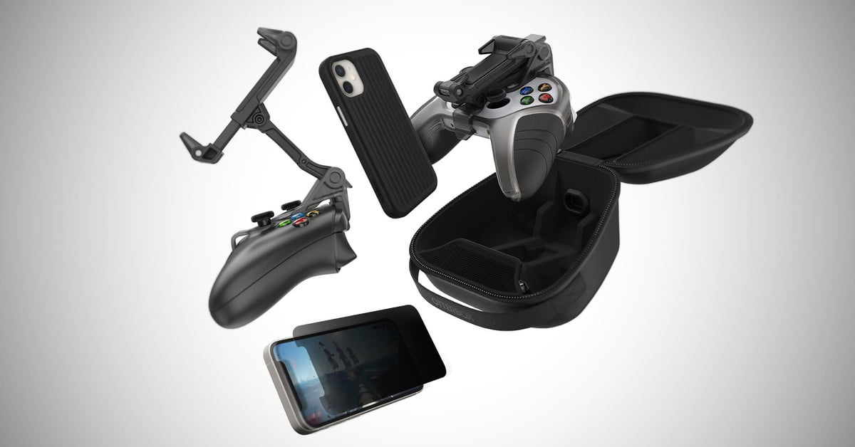 OtterBox's new Xbox mobile gaming accessories signal a cloud gaming revolution