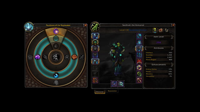 World of Warcraft: Battle for Azeroth' Azerite Armor Guide