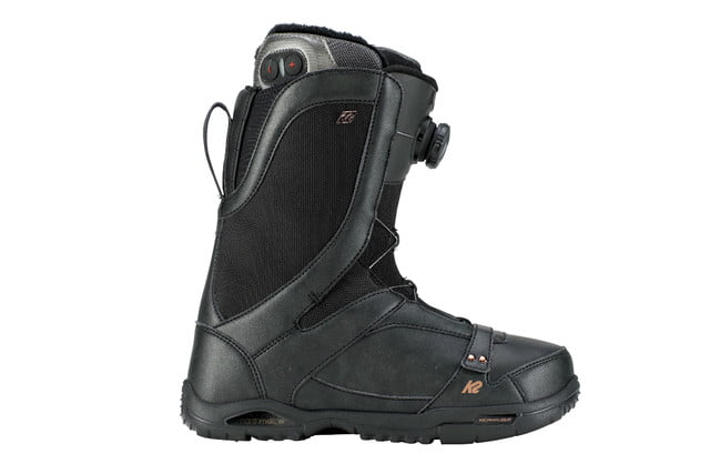 k2 heated snowboard boots maysis and sapera heat4