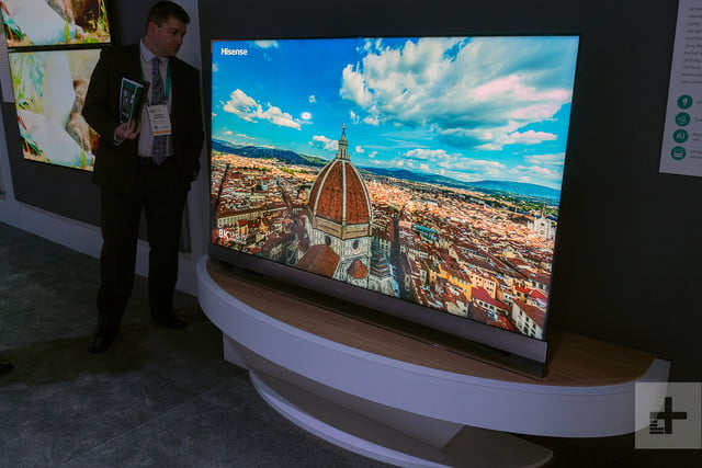Hisense Shows Off Triple-Laser TV, 1-Inch Thick LED TV at