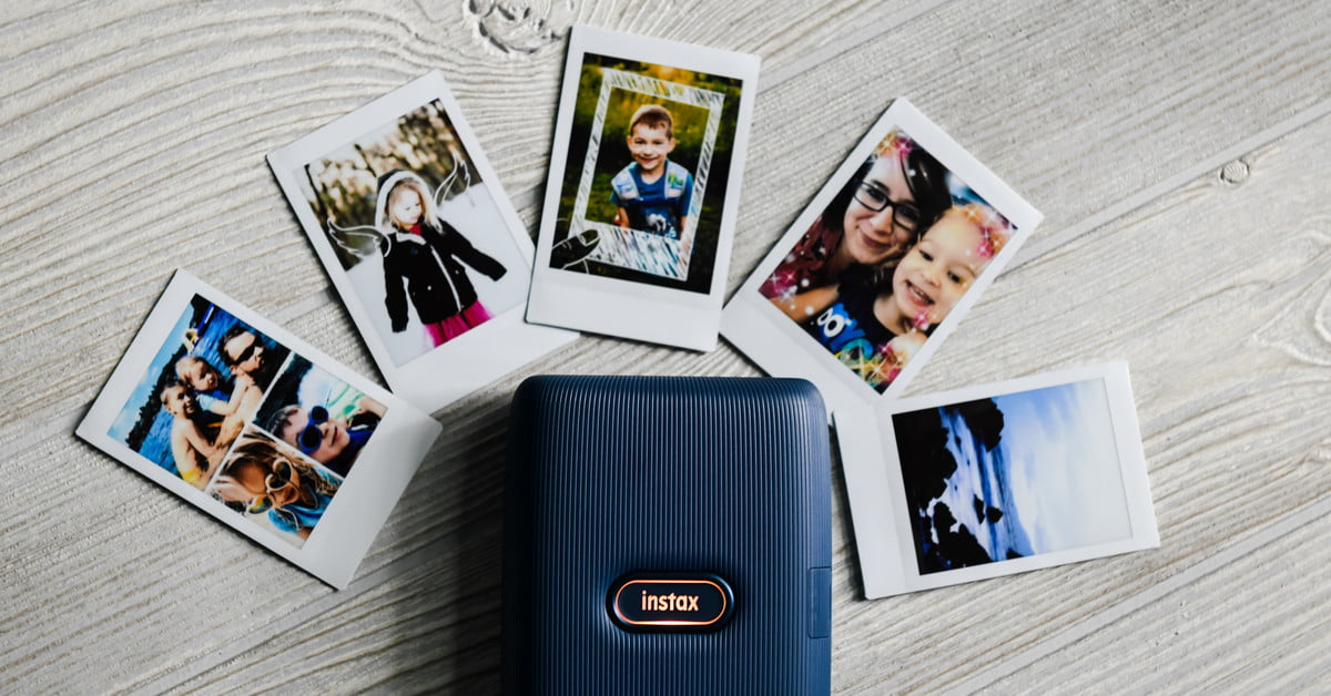Fujifilm Instax Mini Link hands-on review: Wiggle it