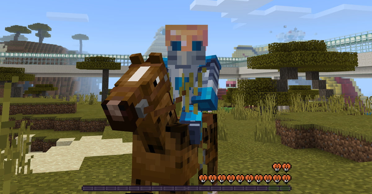 How To Make A Saddle In Minecraft Digital Trends