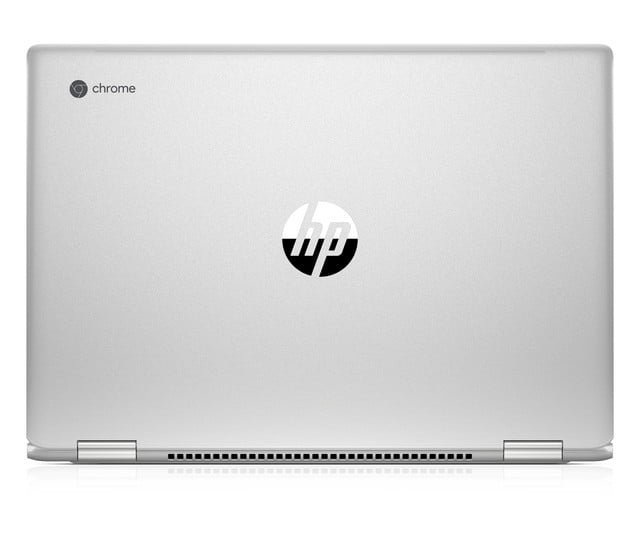 hp launches amd chromebook ces 2019 x360 14 g1 rear