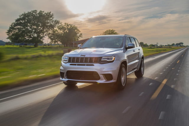 hennessey hpe1200 jeep grand cherokee trackhawk quarter mile world record qt 3 min 1