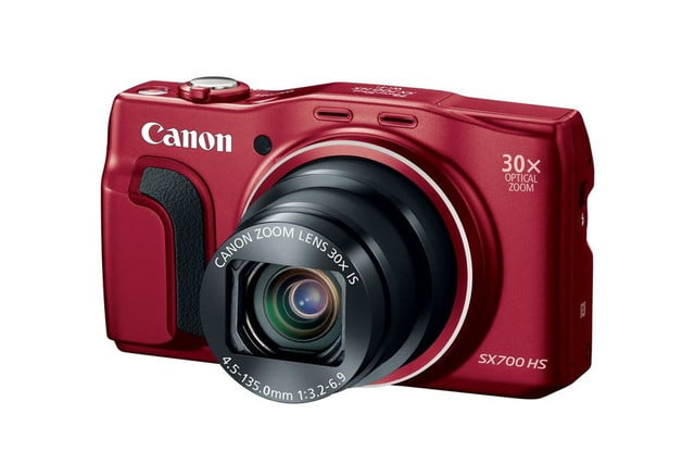 new canon powershot cameras 2014 cp plus camera show hr sx700hs red 3q cl 2