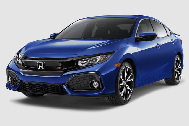 2017 honda civic si coupe sedan news pictures
