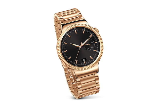 huawei watch news gold links tilt