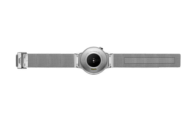 huawei watch news stainless mesh rear