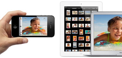 Apple expected to push photo-sharing, video syncing to