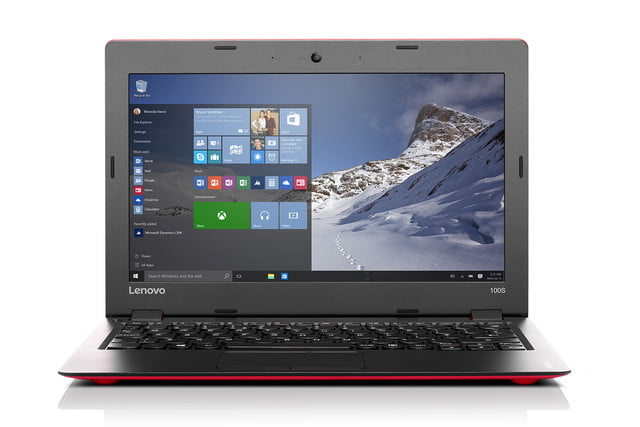 need a new computer lenovo rolls out massive update to laptop convertible and aio lines ideapad 100s 11  red 02