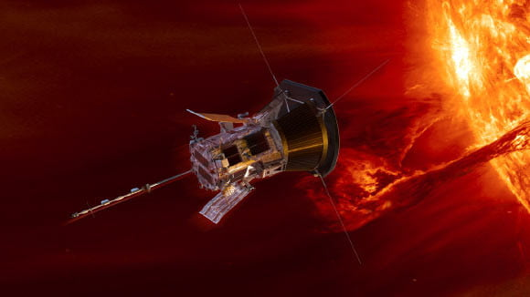 Parker Solar Probe makes a second orbit of the Sun, captures solar wind on video