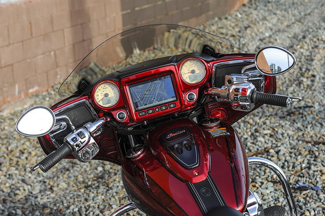 indian motorcycle 2017 chieftain special editions limited elite ride command