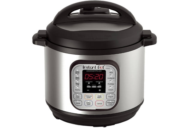 amazon instant pot pressure cooker deals duo80 8 qt 7 in 1 multi  use programmable 750x500