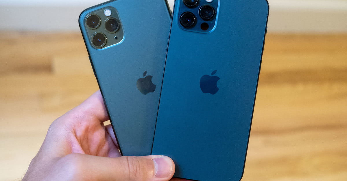 Apple iPhone 12 Pro vs. iPhone 11 Pro: Should you upgrade?