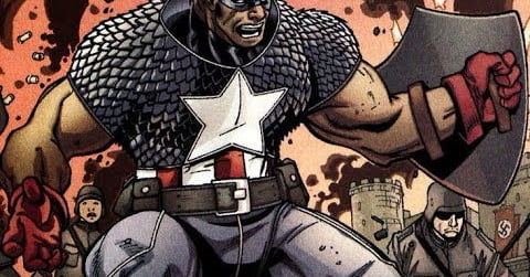 Falcon and Winter Soldier Original Black Captain America | Digital Trends