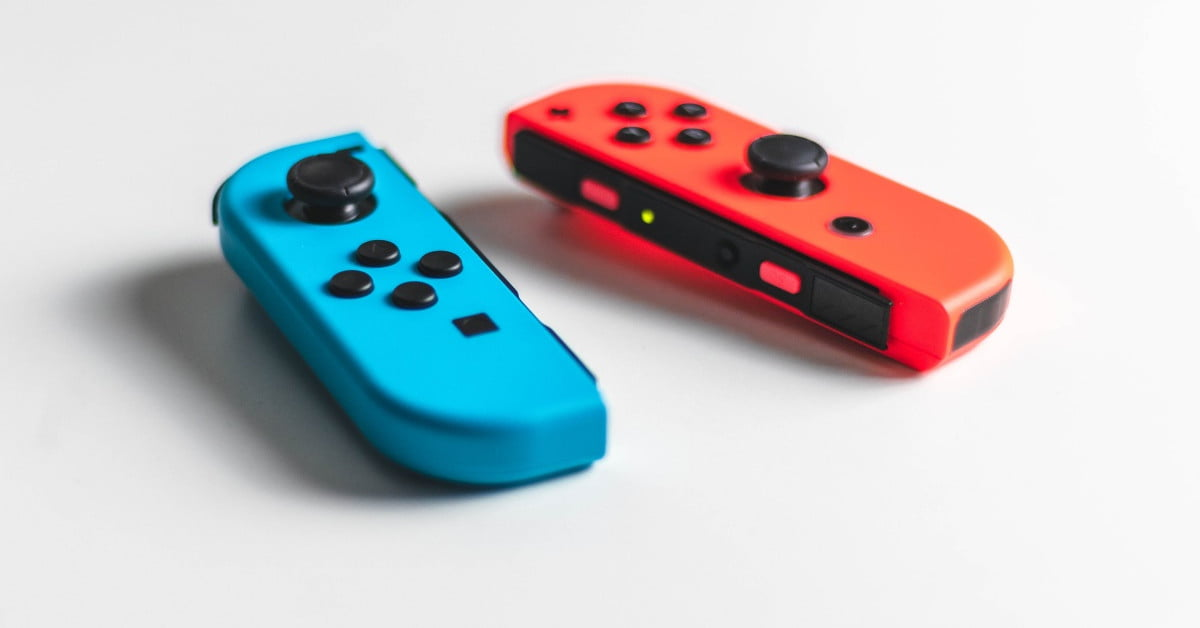 Nintendo just made it less expensive to replace a broken Joy-Con