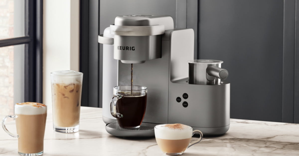 Save $30 on the Keurig K-Cafe coffee maker now at Amazon