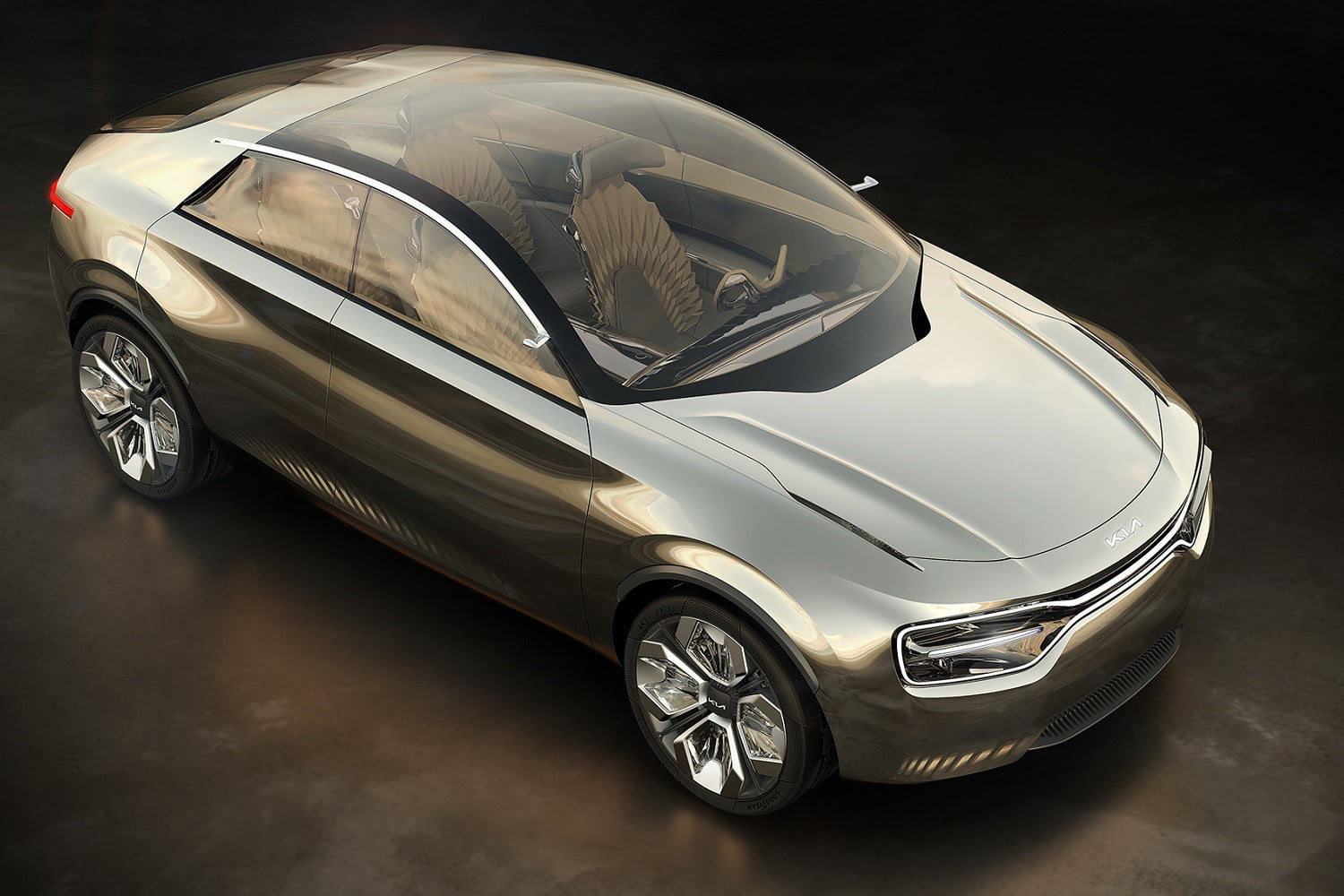 kia imagine electric car could start production in 2021