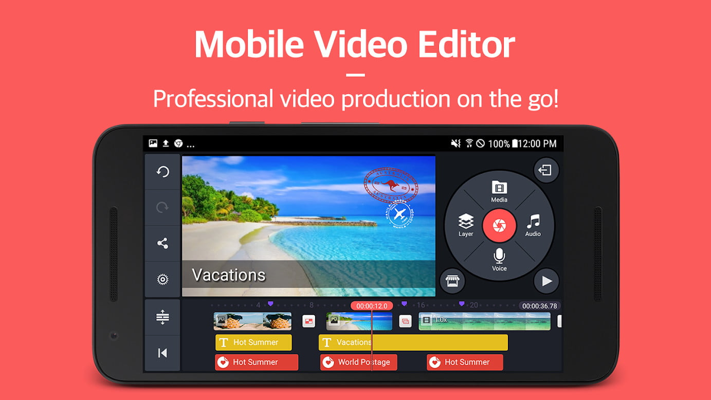 The Best Video Editing Apps for Android and iOS | Digital Trends