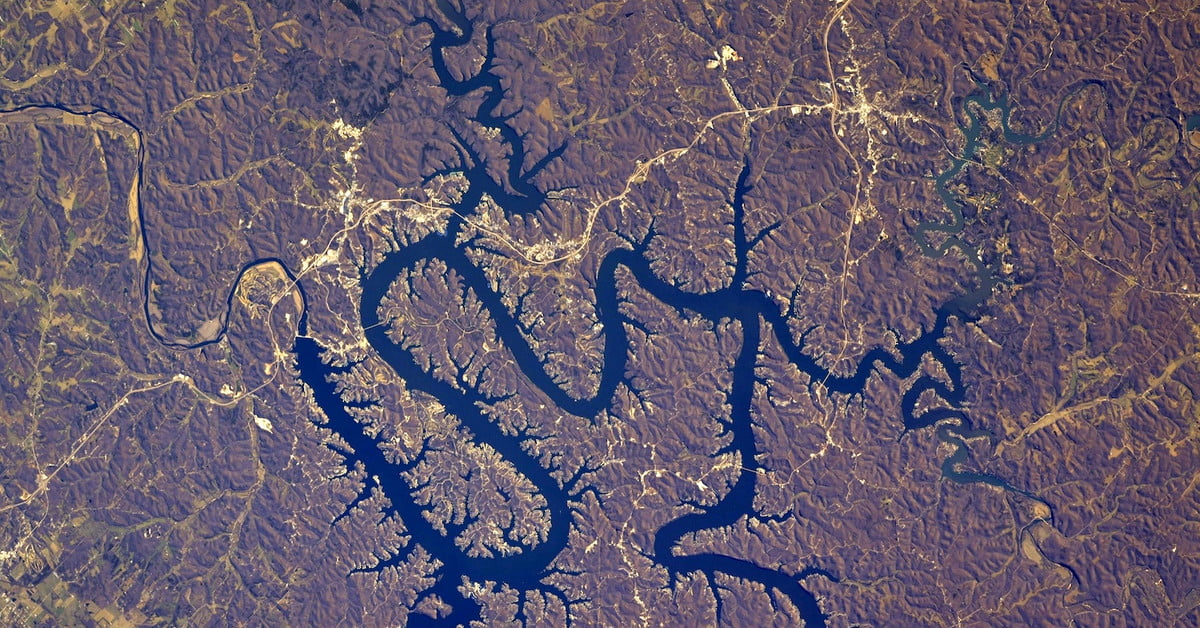Check out these amazing views of Earth shot from the space station