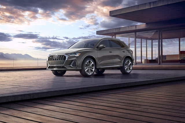 2019 Audi Q3 Brings More Tech and Luxury to the Subcompact