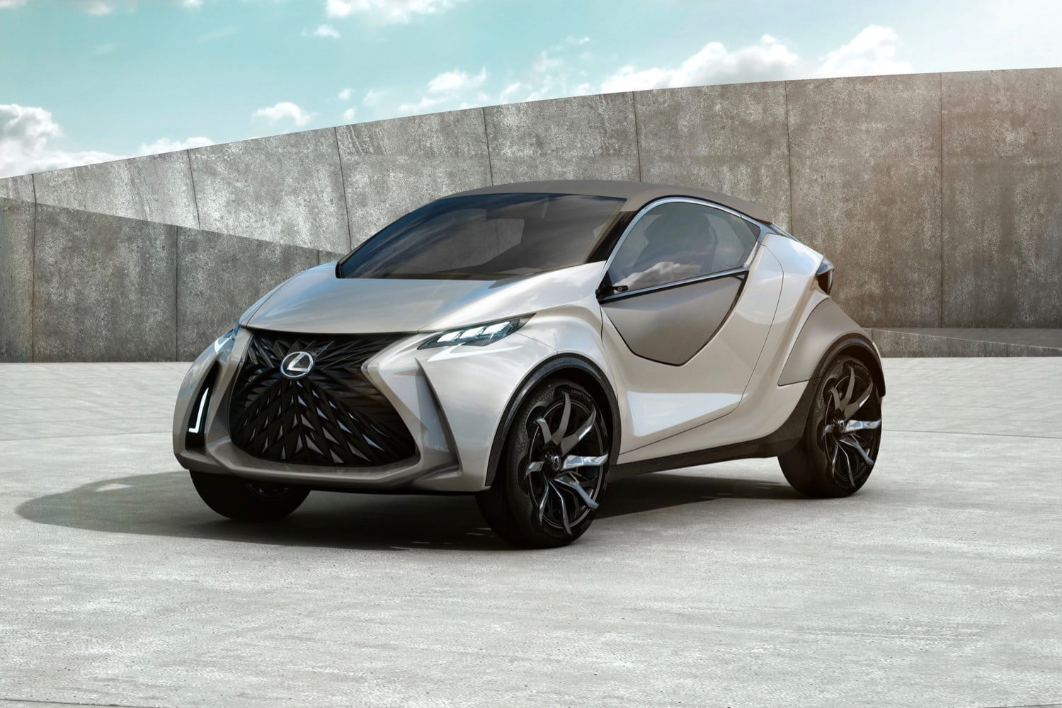 First Lexus Electric Car May Be A Small Hatchback Digital Trends