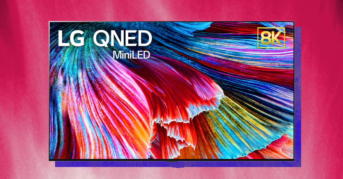 With its QNED TV, LG joins the misleading label club