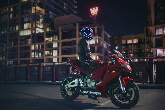 lightmode helmet light kits w