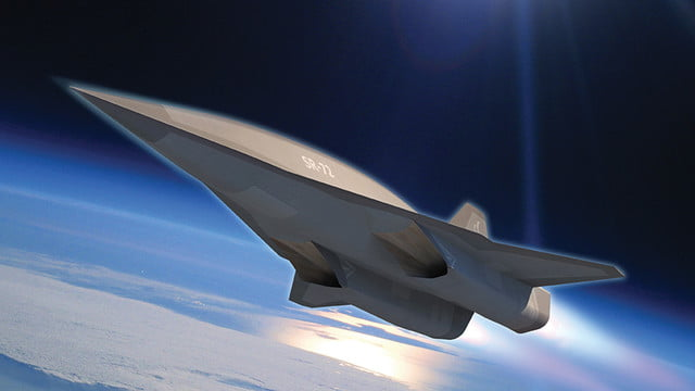 high speed concepts that could mark the return of supersonic travel lockheed martin sr 72 hypersonic aircraft 4