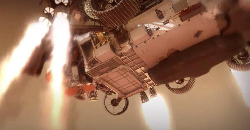 Watch NASA's movie-like trailer for Perseverance's upcoming Mars arrival