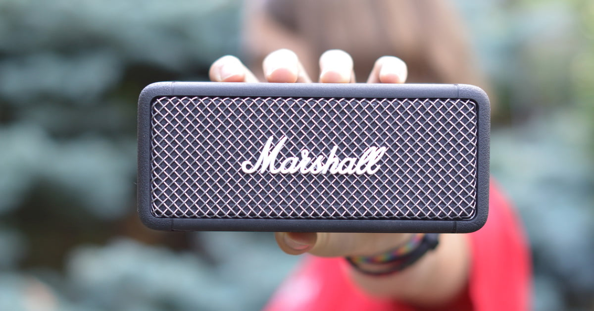 The Best Bluetooth Speakers For 2021 Digital Trends