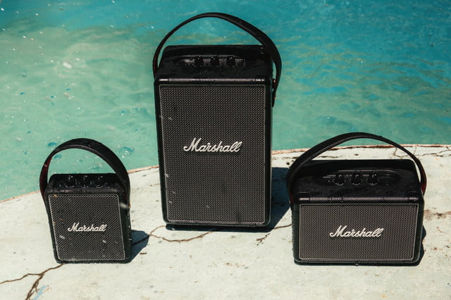 marshall portable speakers tufton stockwell ii vintage bluetooth campaign images hero selects 04 highres