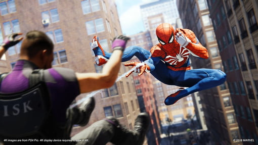 Marvel's Spider-Man': Guide to Getting Started   Digital Trends