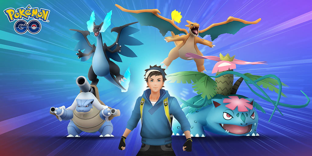 Mega Evolution Update Brings Changes to Raids in Pokémon Go