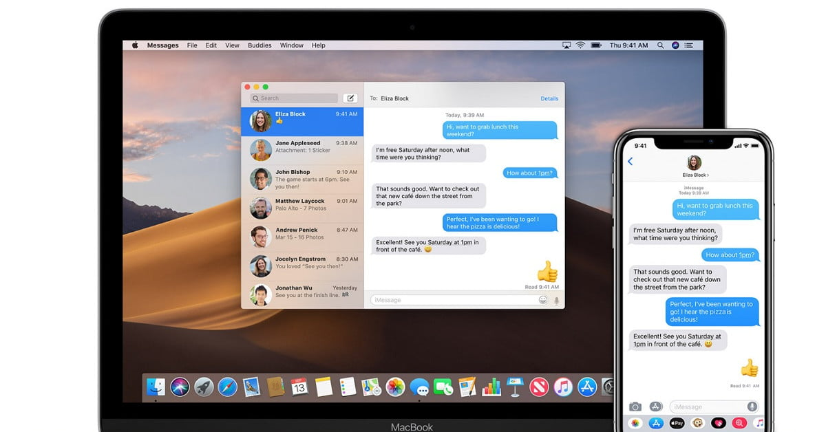 Leaked iOS 14 code reportedly reveals long-overdue upgrade for Messages on MacOS