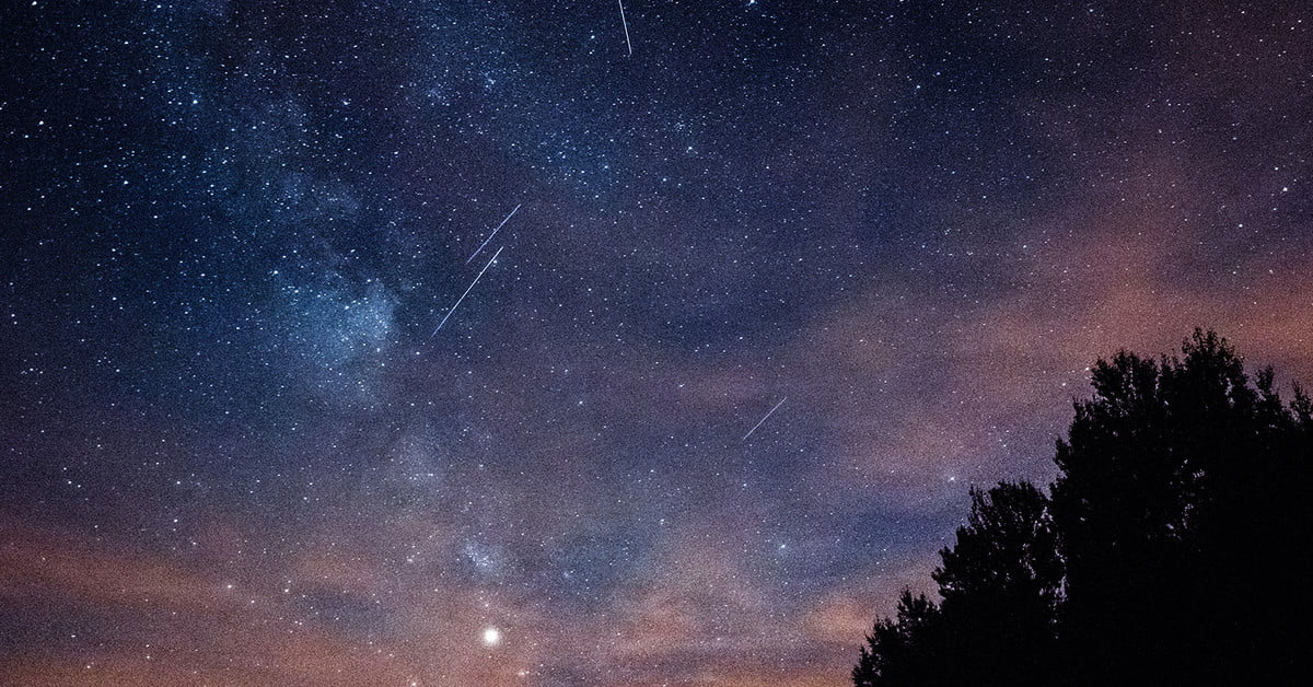 How to photograph the Perseid meteor shower 2020