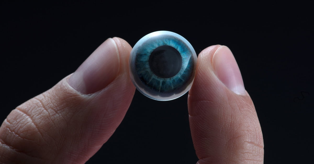 The Future of Vision: Augmented reality contact lenses will make you bionic