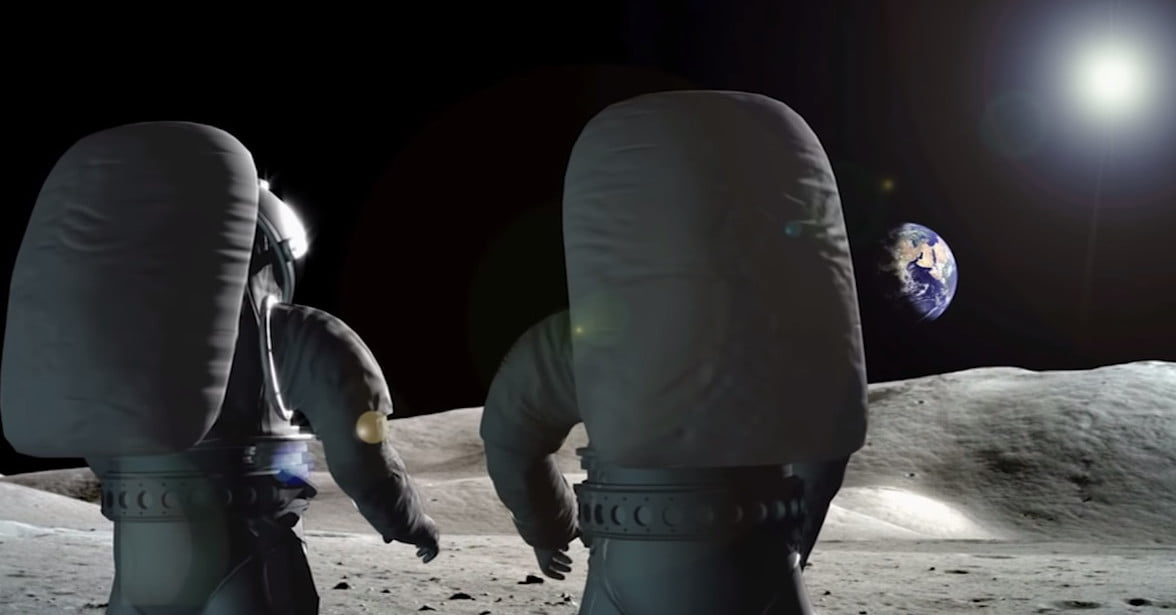 Watch how NASA is prepping to put the next humans on the moon