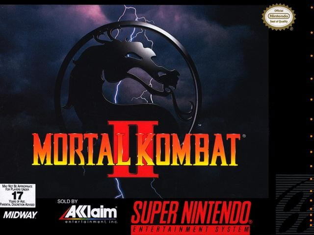 best snes games mortal kombat ii