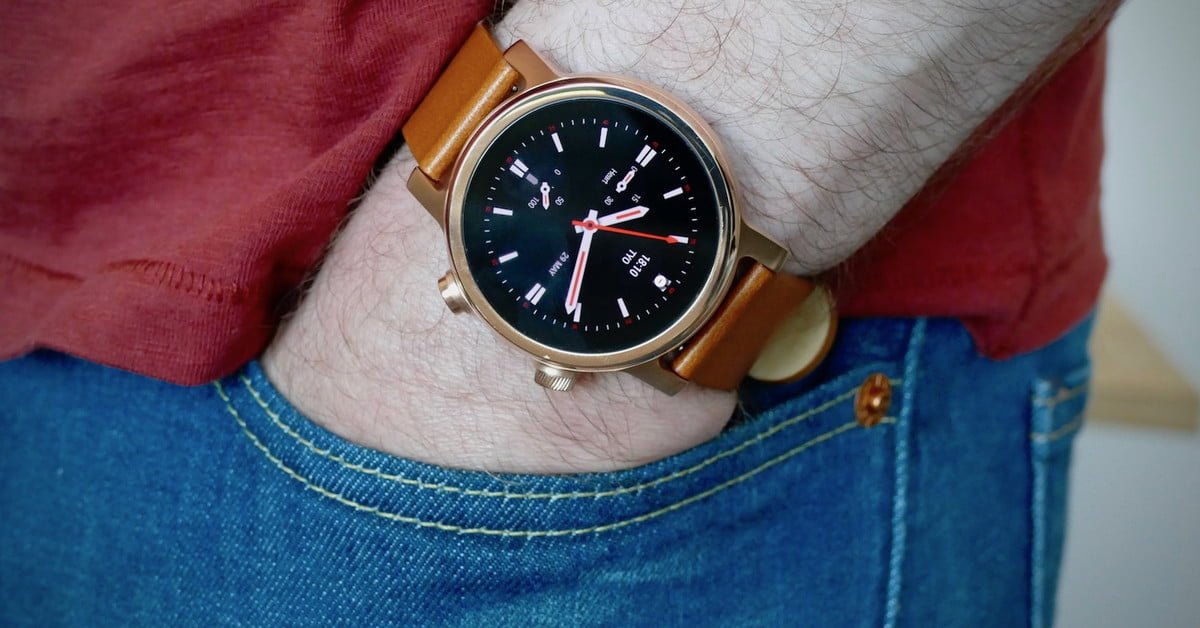 Moto 360 Smartwatch Review: A Classic, Reimagined