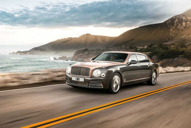 bentley super fast in car internet mulsanne extended wheelbase