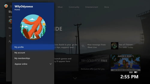 How To Change Your Gamertag On An Xbox One In A Few Simple Steps Digital Trends