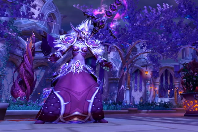 world of warcraft allied races guide nightborne mage