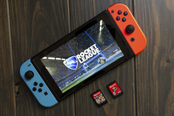 Nintendo is reportedly trading revised Switch console for older model for free
