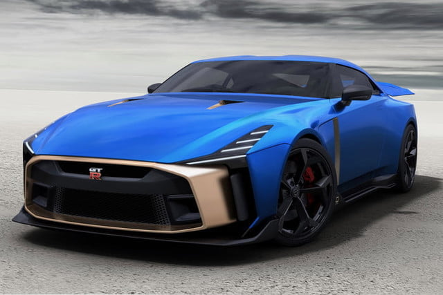 Nissan GT-R50 by Italdesign (production version)