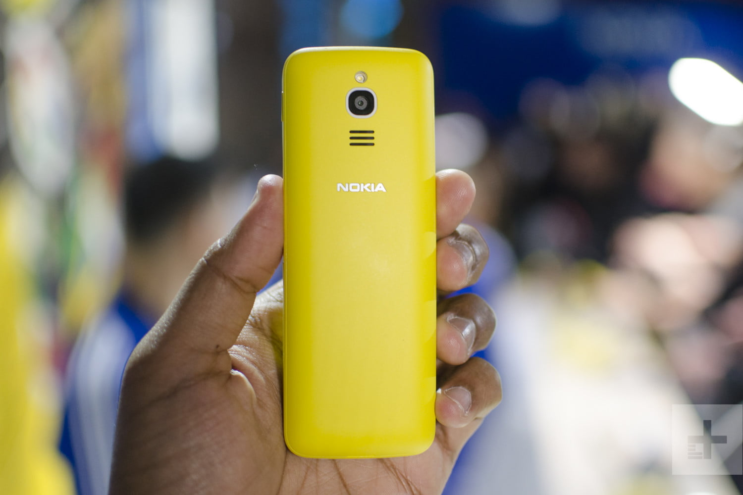 Nokia 8110 4G Hands-on Review | Digital Trends