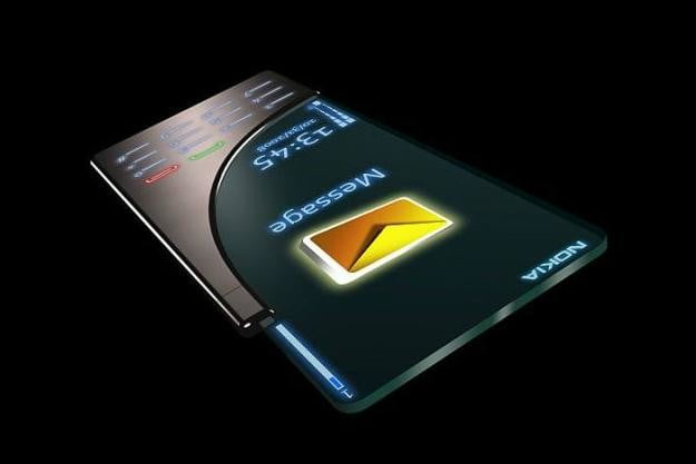 10 awesome future phone concepts nokia 2030 cellphone concept 2